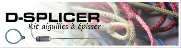 D-Splicer kit aiguilles a episser