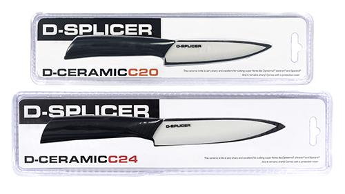 D-splicer Ceramic knife